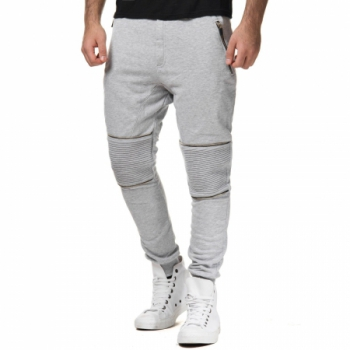 jogging  homme fashion gris 214