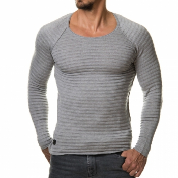 Pull homme BONY  gris 3008