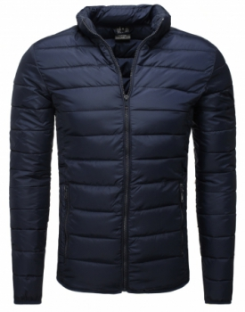 Doudoune light homme bleu navy 111