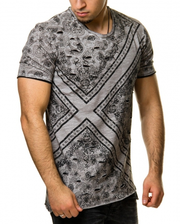 T-shirt homme QUARTER 163