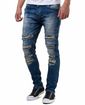 Jeans homme Destroy  479
