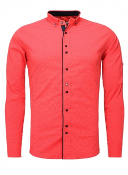 chemise homme italienne pastel pitchi 6205