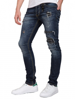 jeans homme fashion DALLAS 4111