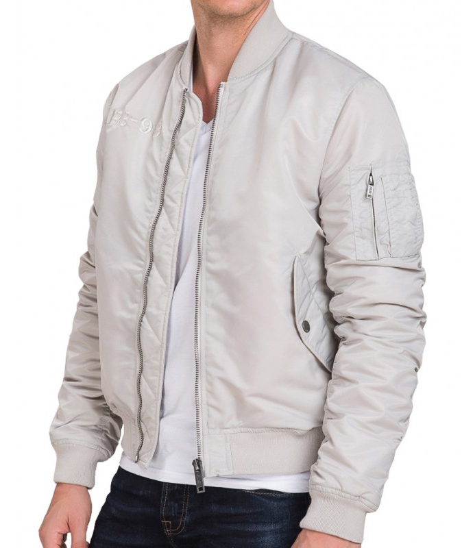 special section new cheap exclusive shoes Bombers homme blanc écru 624