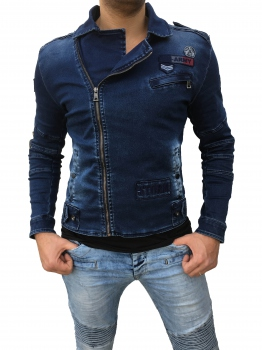 Perfecto en jeans  homme ARMY 119