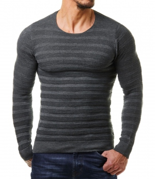 Pull homme gris ORY 723