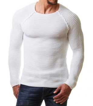 Pull homme blanc ZAO 442