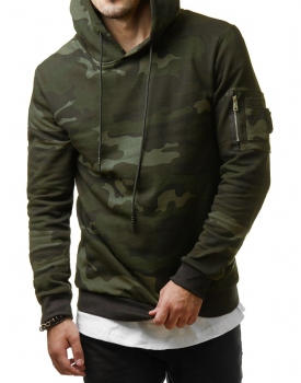 sweat homme camouflage 102