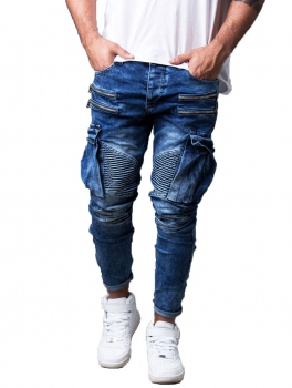 jeans homme cargo  skinny 319
