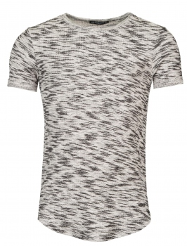 T-shirt homme tunique chiné 247