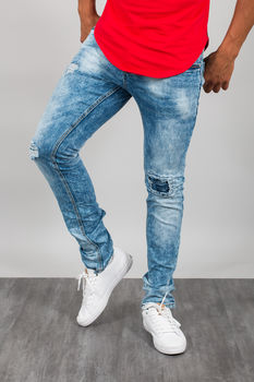 jeans homme clair 1148