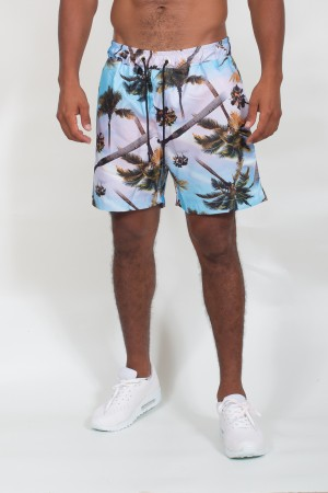 short de bain homme tropical 9