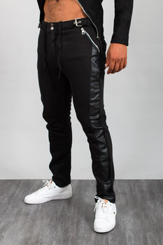 pantalon noir FRIZZ 7980