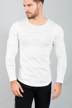 pull homme blanc 1868