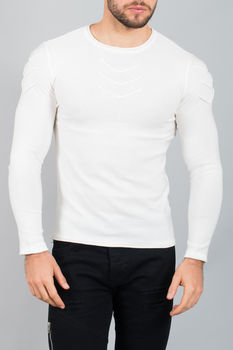 pull homme blanc 2015