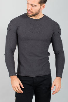 pull homme gris antra 2015