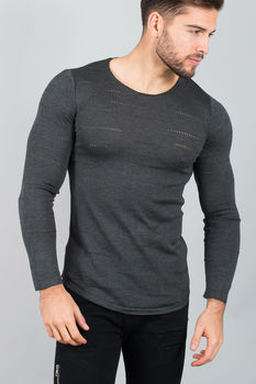 pull homme gris antra 1868
