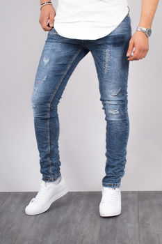 Jeans homme slim 72169