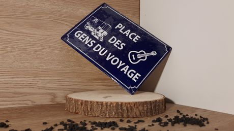 PLAQUE DE RUE CREATION MODEGITAN.com