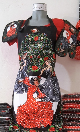 SET DE 3 PIECES FLAMENCA