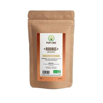 INFUSION ROOIBOS VANILLE