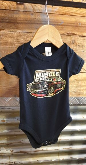 Body Baby Muscle Car