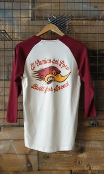 T-shirt Baseball Clay Unisexe