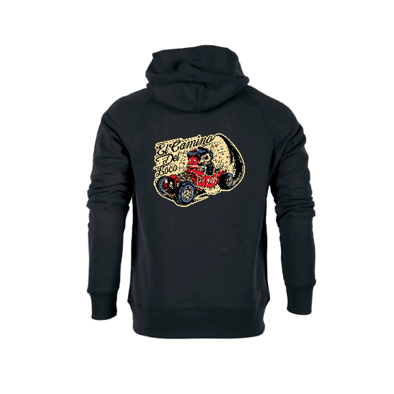 Sweat Hotrod Skull Homme