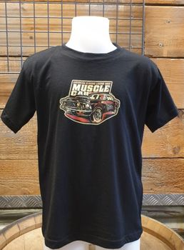 T-SHIRT Muscle Car Kids