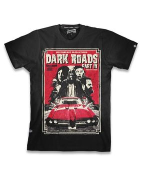 T-shirt Hommes Dark road