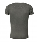 Tee shirt gris fonce fashion