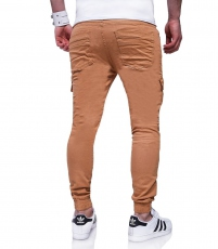 Jogg jeans cargo homme