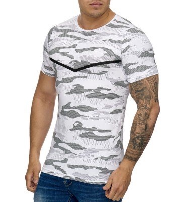 T-shirt mode camouflage