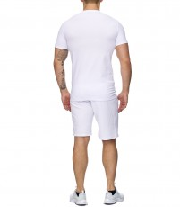 Ensemble short sportswear