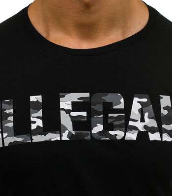 Pull fashion homme illegal