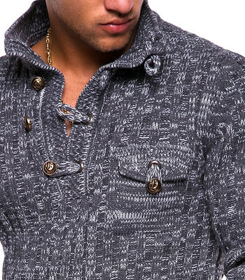Pull hiver pour homme
