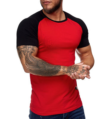 T-shirt homme bi color
