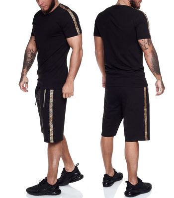 Ensemble t-shirt, short homme