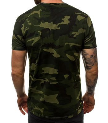 T-shirt camouflage homme