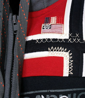 Veste zippée Geographical Norway