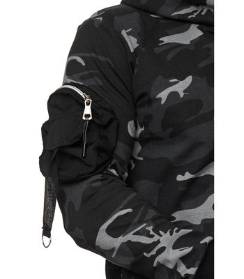 Sweat camouflage homme