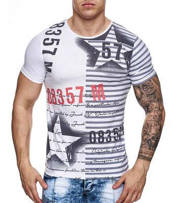 T-shirt fashion étoile
