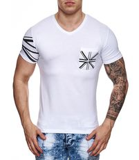 T-shirt fashion Union Jack