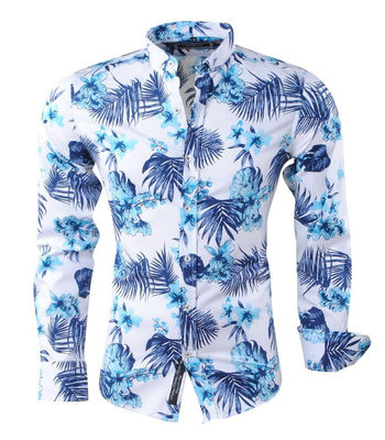 Chemise hawaienne homme