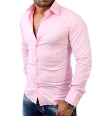 Chemise slim-fit homme