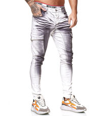 Jean skinny homme fashion