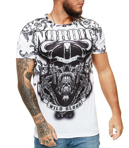 T-shirt Viking homme