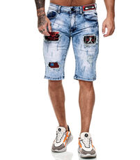 Bermuda jeans fashion