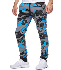 Jogging camouflage militaire