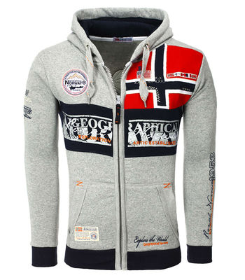 Veste capuche Geographical Norway
